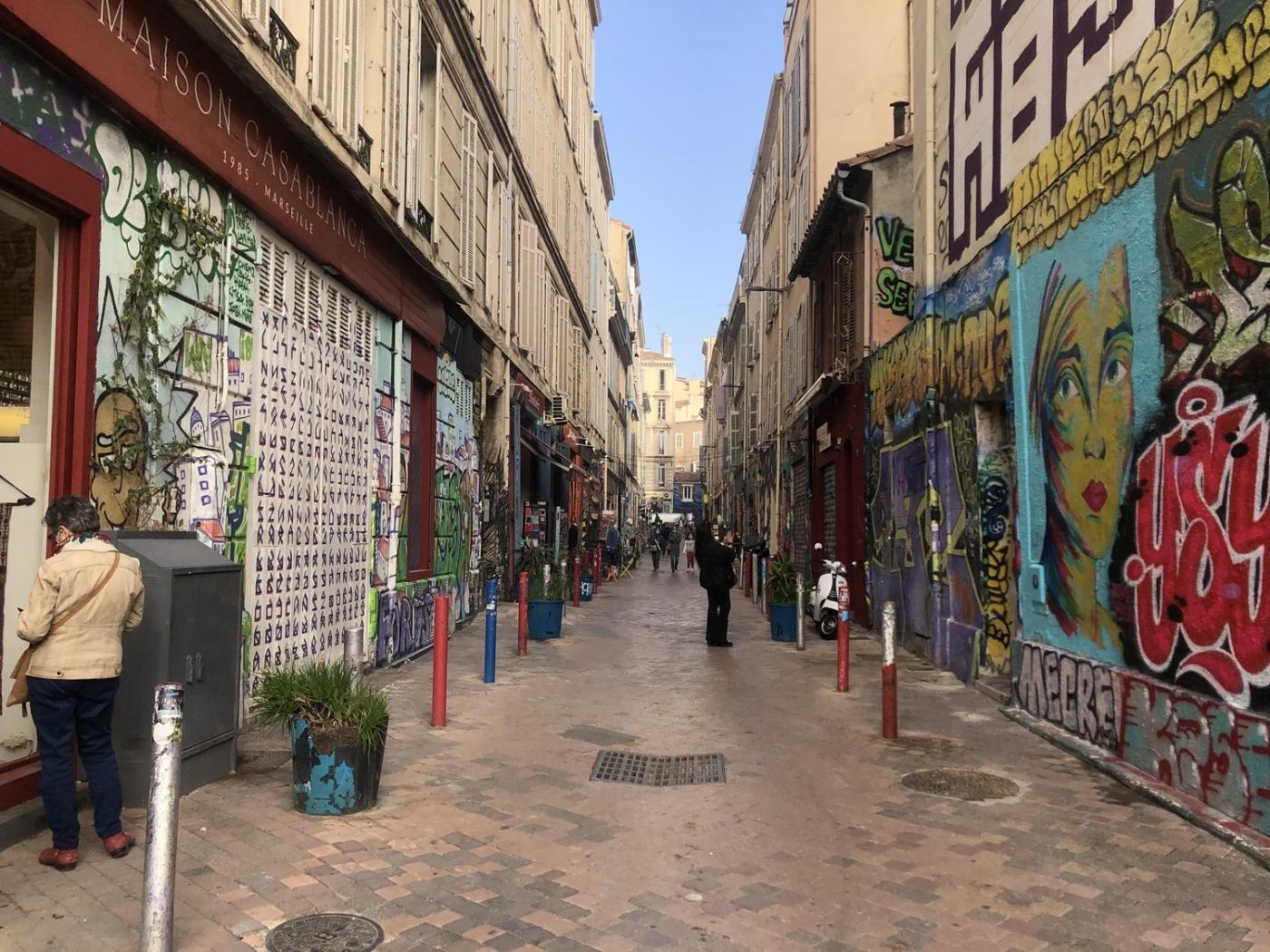 , Vers la piétonnisation des rues entre le Cours Ju et la Plaine cet été ?, Made in Marseille