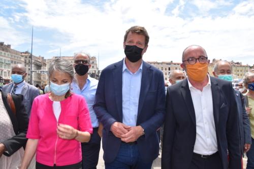 , À Marseille, Yannick Jadot vient booster la campagne de Jean-Laurent Félizia, Made in Marseille