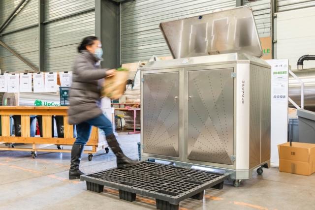 , UpCycle : un nouveau composteur pour les entreprises débarque à Marseille, Made in Marseille