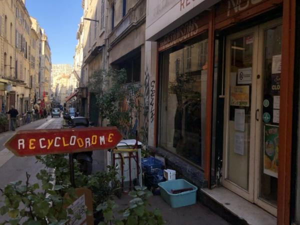 , A Noailles, le Recylodrome donne une seconde vie à vos objets, Made in Marseille