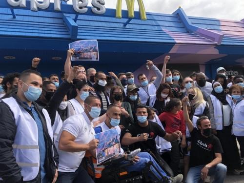 , La Ville de Marseille veut racheter le Mc Do Saint-Marthe pour concrétiser le projet « Après M », Made in Marseille