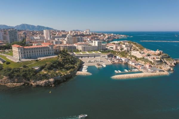 , Le port de l'anse de la Réserve se mue en village de plaisance pour les JO 2024, Made in Marseille