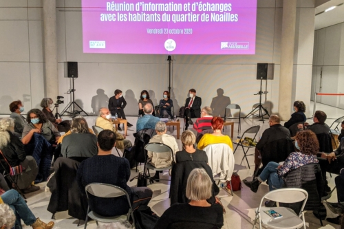 , La Ville de Marseille veut co-construire l'avenir de Noailles avec ses habitants, Made in Marseille