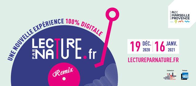 , Lecture par Nature revient pour une 4e édition sous le signe de la littérature et de la musique, Made in Marseille