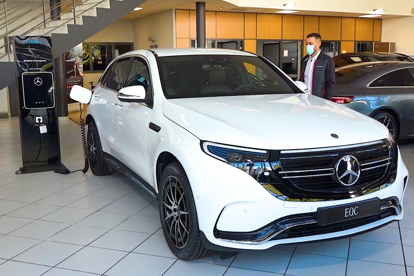 , Le concessionnaire de Willermin prend le virage des véhicules hybrides et électriques, Made in Marseille