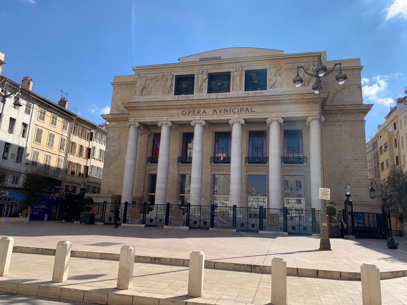 , La Ville de Marseille et le Département unis pour aider l'Opéra de Marseille, Made in Marseille