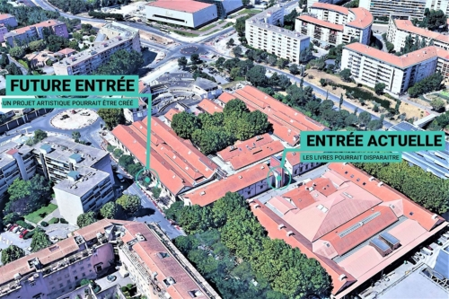 , Aix-en-Provence : la rénovation de la bibliothèque Méjanes débutera en 2022, Made in Marseille