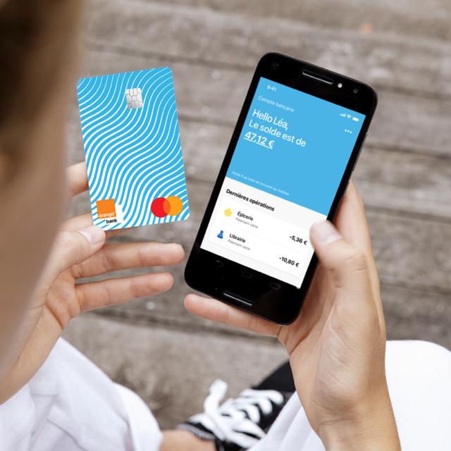 , Orange Bank lance une carte bancaire pour les jeunes dès 10 ans, Made in Marseille