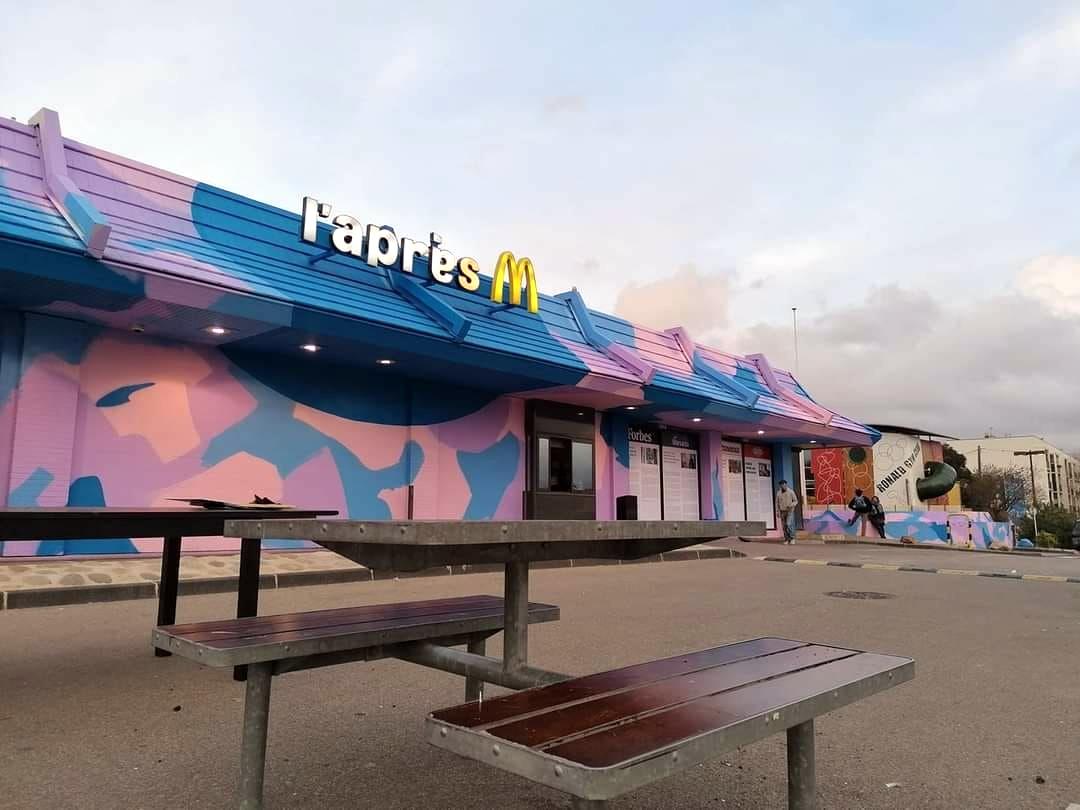 , Payez-vous une part du futur fast-food social l'Après-M dans les quartiers Nord, Made in Marseille