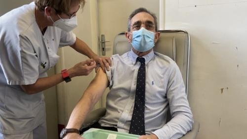 , Covid : La vaccination vient de débuter aujourd'hui dans les hôpitaux de Marseille, Made in Marseille