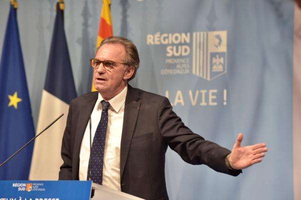 , Régionales : Renaud Muselier, pas encore candidat, obtient l'investiture des Républicains, Made in Marseille