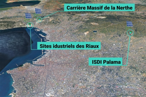 , Priorité aux écoles pour développer les toitures photovoltaïques à Marseille, Made in Marseille