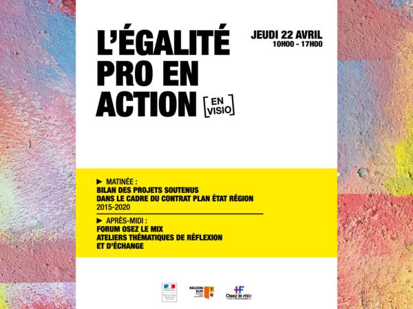, L'égalité pro en action : Le rendez-vous digital pour sensibiliser à la question de l'égalité professionnelle, Made in Marseille