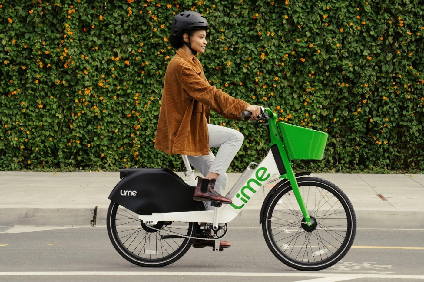 , Lime retenu pour déployer 1000 vélos électriques en libre-service à Marseille, Made in Marseille