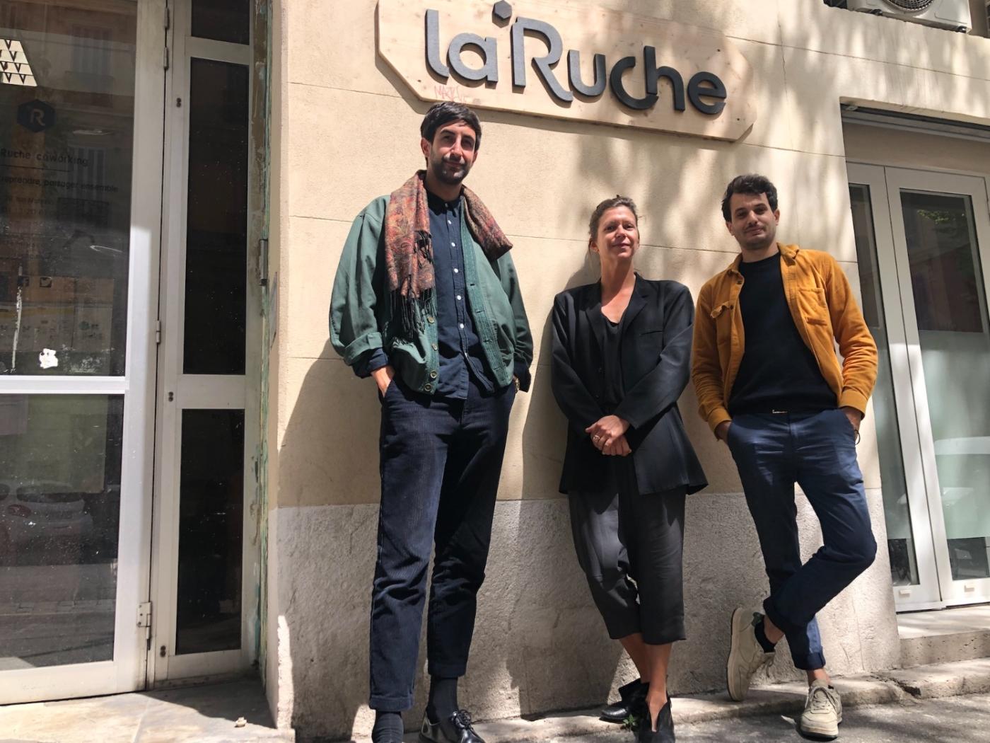 , Octave, l'agence immobilière engagée pour l'environnement, s'installe à La Ruche Marseille, Made in Marseille