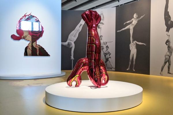 , Vidéo : Découvrez en avant-première l'exposition de Jeff Koons au Mucem, Made in Marseille