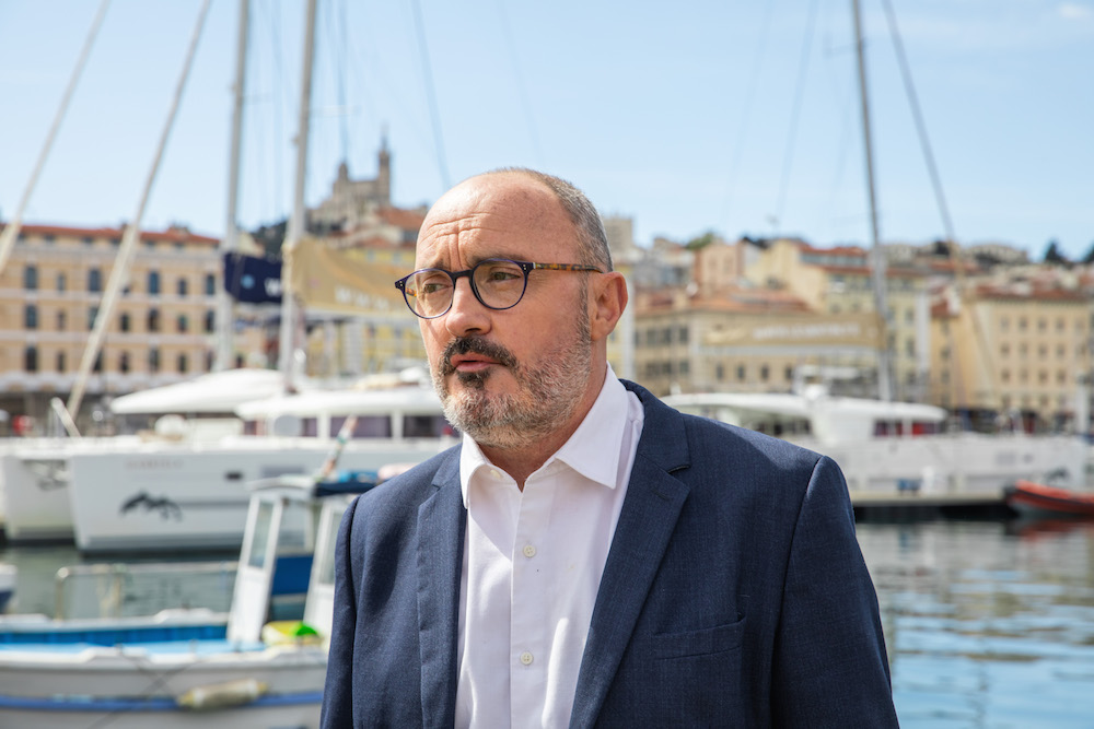 """, Régionales : Un """"rassemblement écologiste et social"""" derrière le Varois Jean-Laurent Félizia, Made in Marseille"""