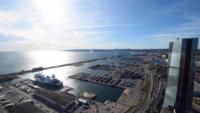 , Des caméras pour observer Marseille du haut de la tour La Marseillaise, Made in Marseille