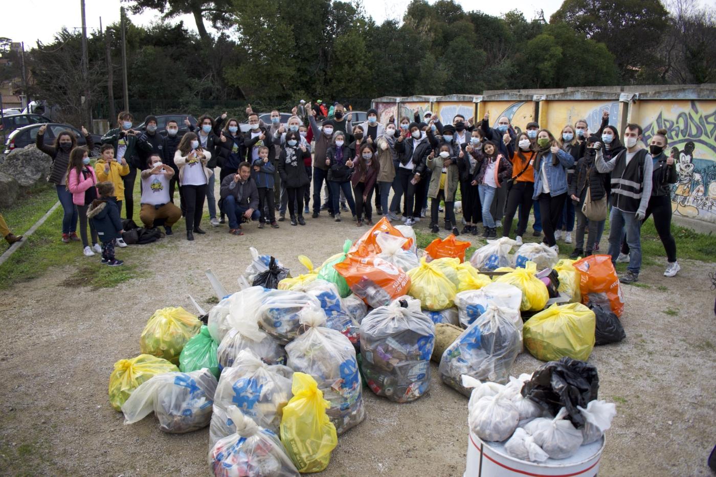 , Le 15 mai, le Clean challenge « Nettoie ton quartier » revient aux Caillols, Made in Marseille