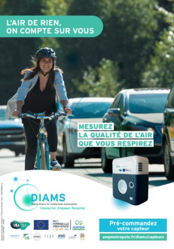 , 2 000 capteurs distribués aux citoyens pour mesurer la qualité de l'air, Made in Marseille