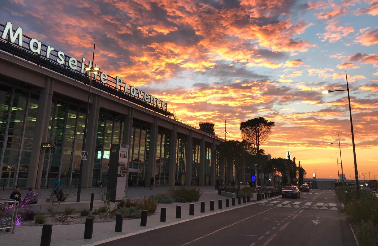 , L'aéroport Marseille Provence amorce sa reprise pour la saison estivale, Made in Marseille