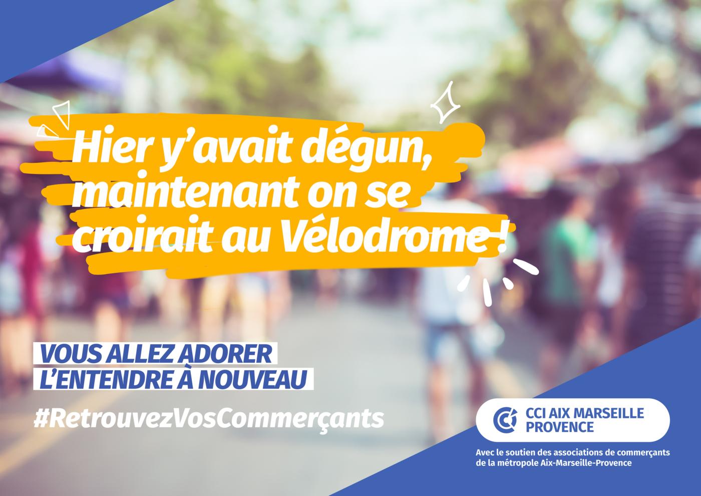 , Une campagne aux accents 100% sudistes pour soutenir les commerçants et lieux culturels, Made in Marseille