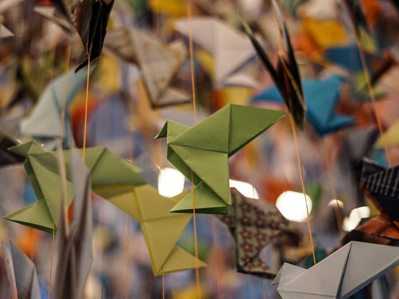 , Participez au projet « Origami for life » prochainement exposé au Mucem, Made in Marseille
