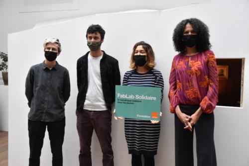 , Le fablab de La Fabulerie modèle d'inclusion par le numérique pour la Fondation Orange, Made in Marseille