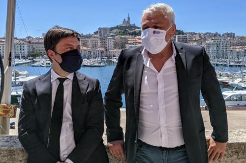 , Marseille économise 3,5 millions d'euros pour accueillir la coupe du monde de rugby 2023, Made in Marseille