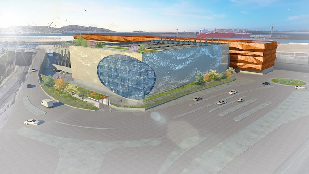 , Avec son 4e data center, Interxion veut hisser Marseille dans le top 5 des hubs mondiaux, Made in Marseille
