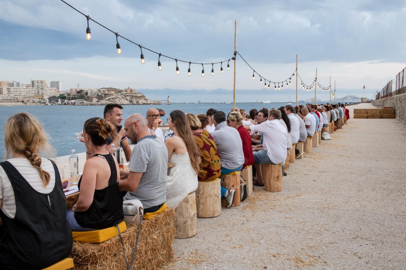 , Dîners insolites : Des banquets gastronomiques dans des lieux exceptionnels en Provence, Made in Marseille