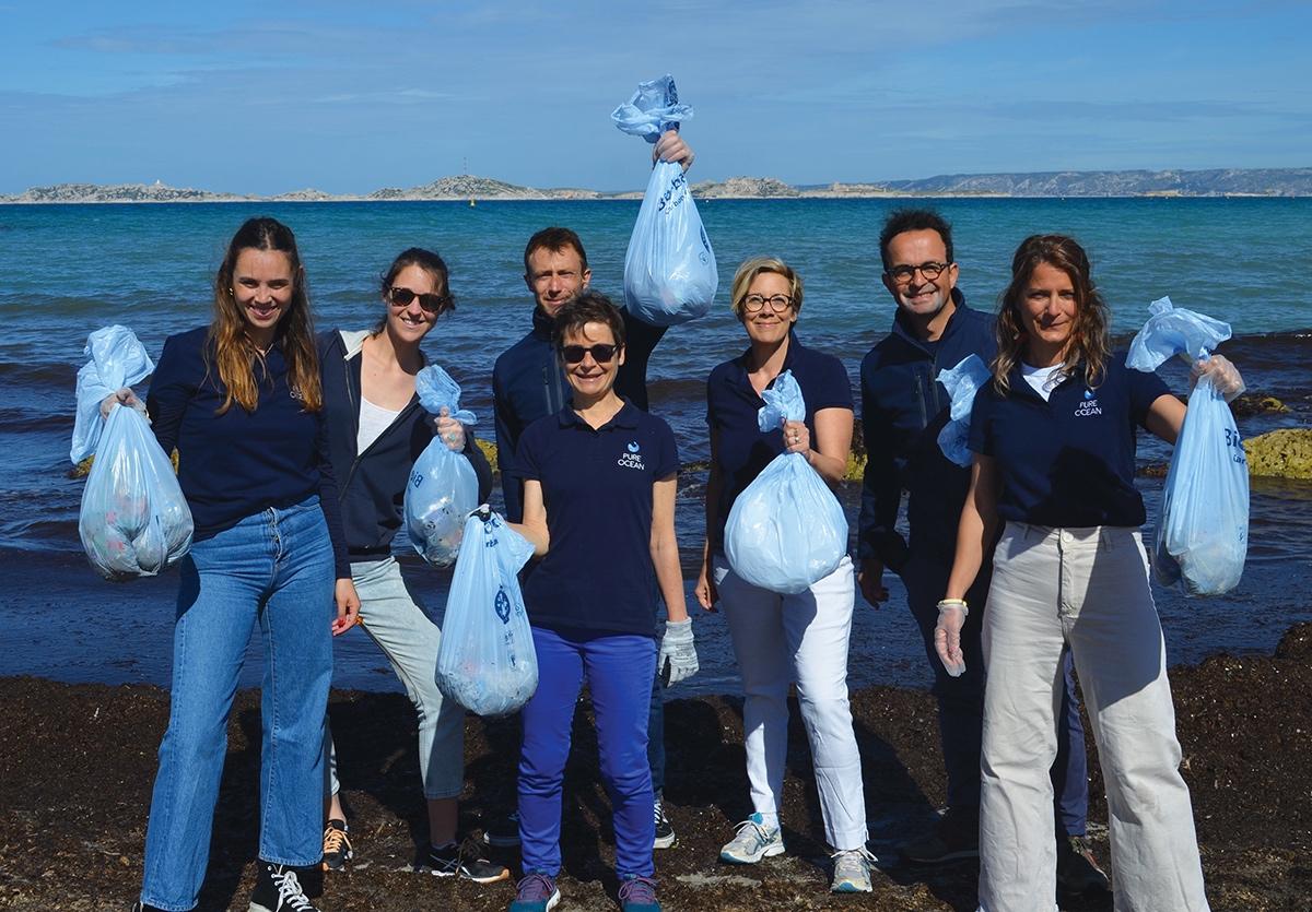 , Un sac recyclable acheté représente un engagement pour l'environnement, Made in Marseille