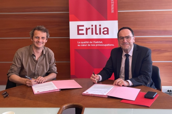 , Erilia signe avec Vrac pour lancer le premier groupement d'achats dans les quartiers Nord, Made in Marseille