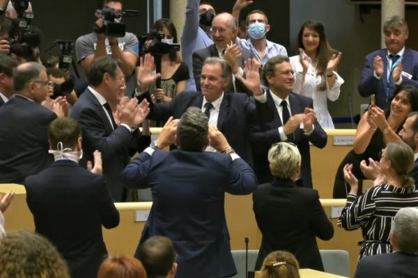, Renaud Muselier réélu président de Provence-Alpes Côte d'Azur, Made in Marseille