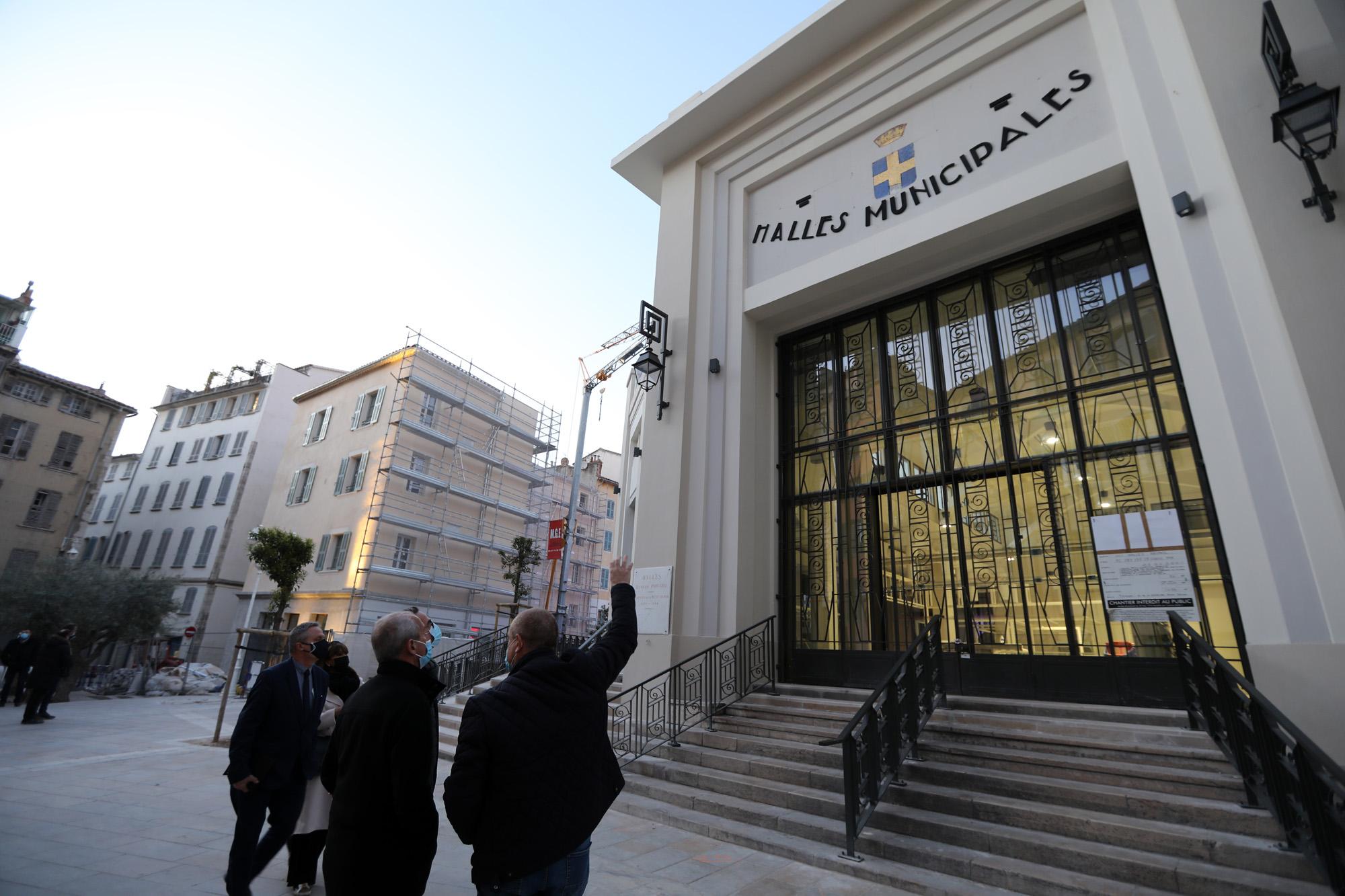 A Toulon, les halles alimentaires Biltoki et leur rooftop ouvrent au public